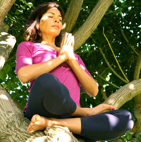 Recovery Yoga and Meditation