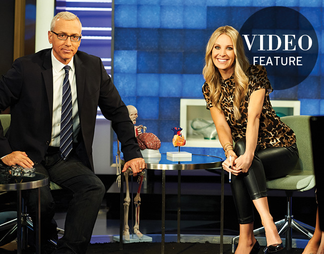 Hulu to Dr Drew | TV Presenter and Host, Samantha Schacher