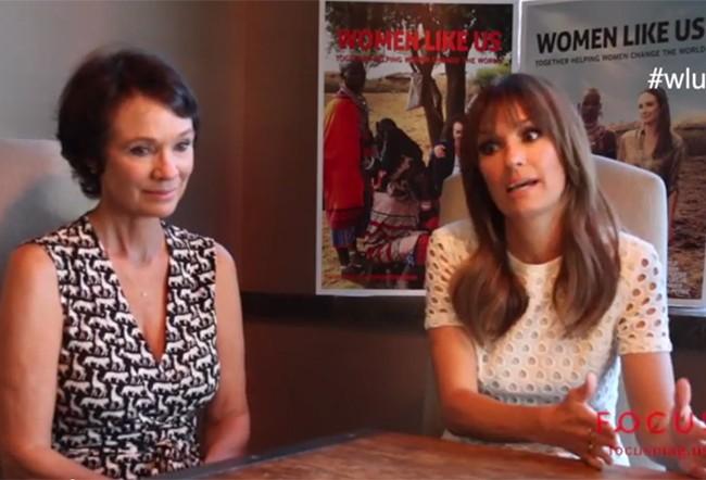Women Like Us | Catt Sadler and Linda Rendleman