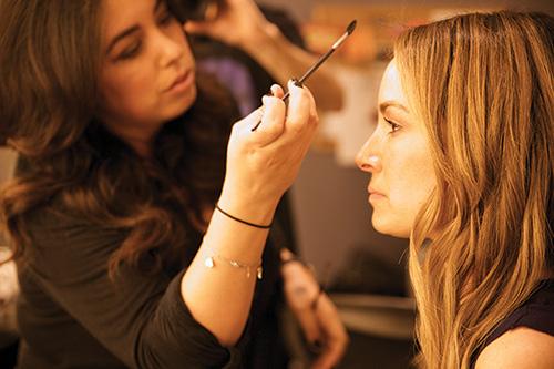 Catt Sadler makeup