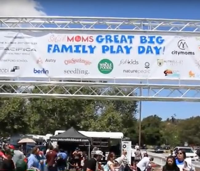 Focus Events | The 2016 Great Big Family Play Day