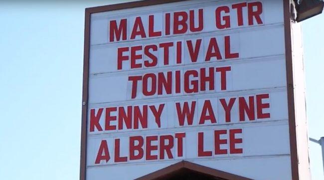 Malibu Guitar Festival 2016