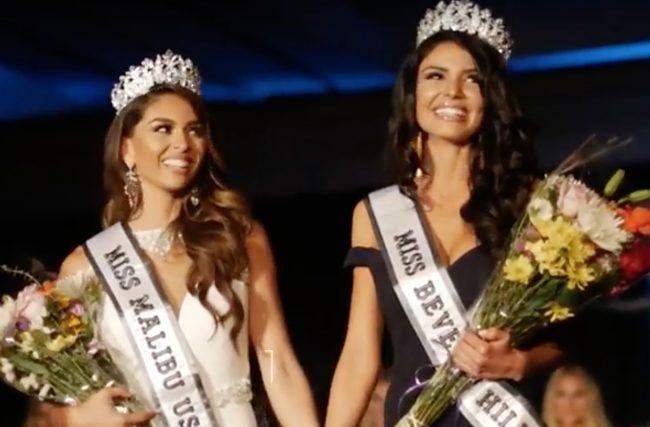 Miss Malibu   Miss Beverly Hills 2017