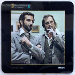 BAFTA placemat