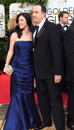 Richard Suckle Golden Globes