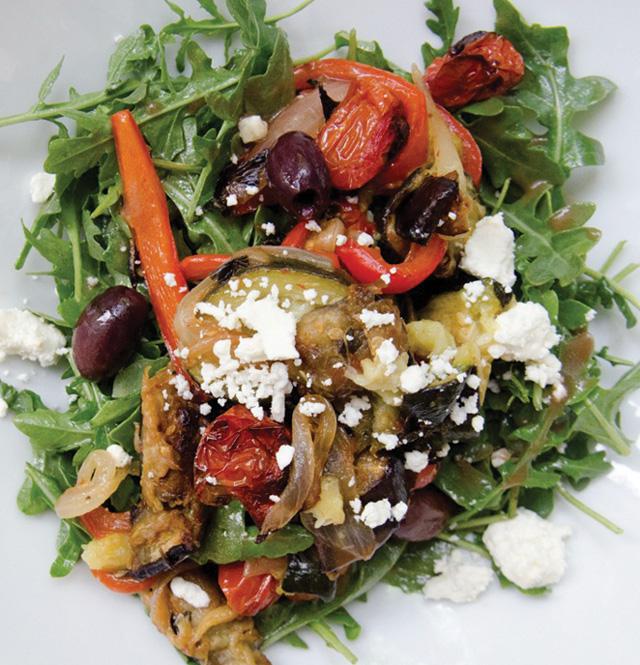 Alex T Salad