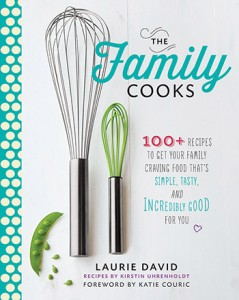 Laurie David book