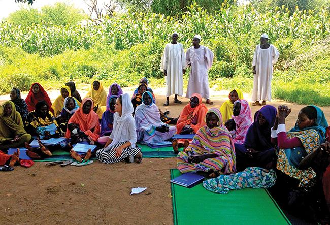Mascha Davis Darfur