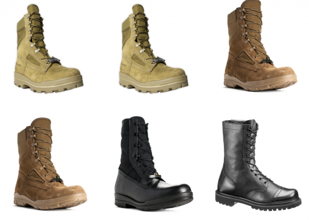 Boot Campaign boots