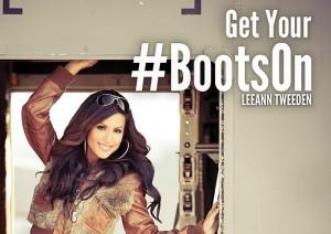 Boot Campaign and Leeann Tweeden